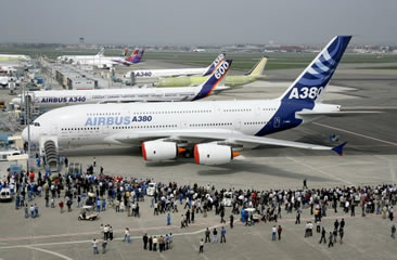 A380 Airbus Rollout Picture