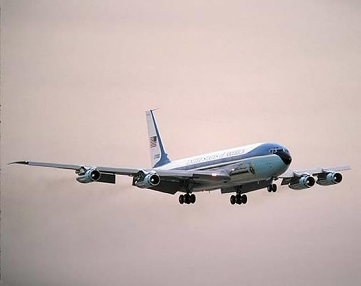 Boeing 707 Air Force One