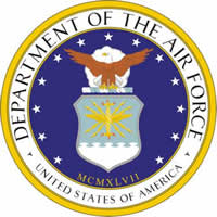 department of the air force official seal