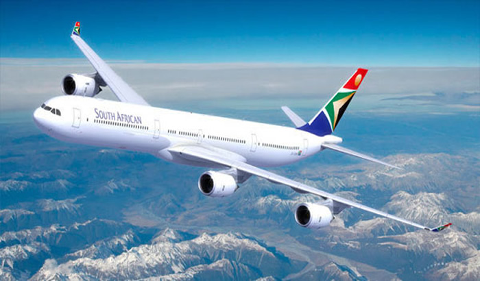 south african airlines Airbus A340-600