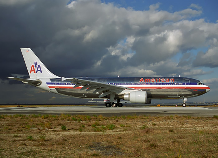 American Airlines Airbus A300-600