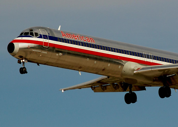 Image gallery md 85 for American airlines plane types
