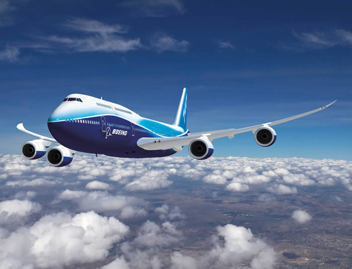 Boeing 747 Intercontinental
