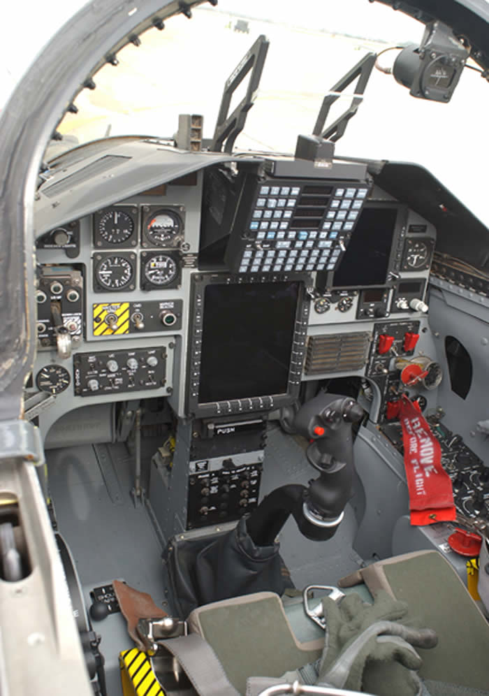 T-38 Talon Cockpit Photo
