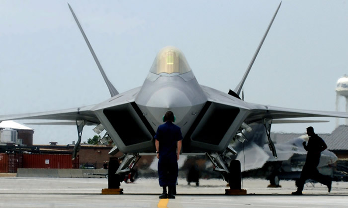 f22 raptor us air force