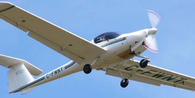Diamond Aircraft Katana