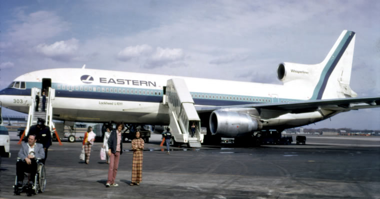 eastern airlines lockheed L1011