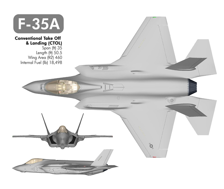 US Air Force and US Navy F-35 JSF Fighter Aircraft Pictures History