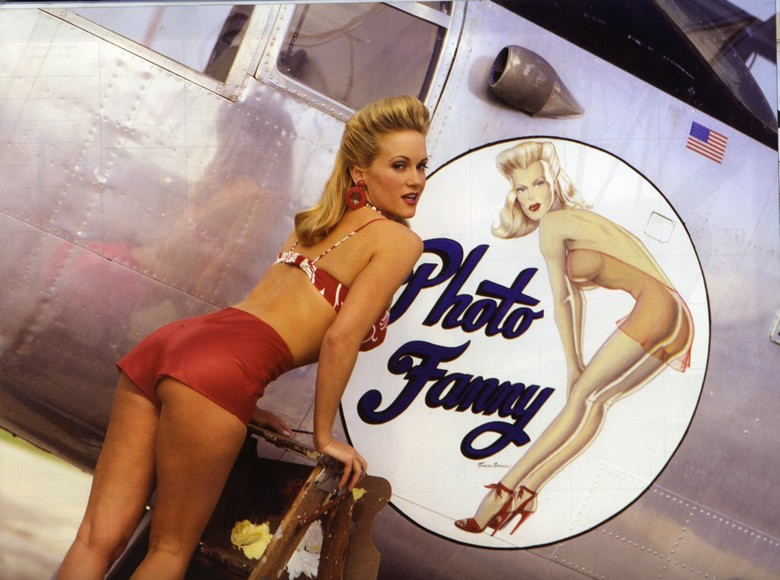 Aviation Pin Up Girls http://www.advrider.com/forums/showthread.php?t=439409
