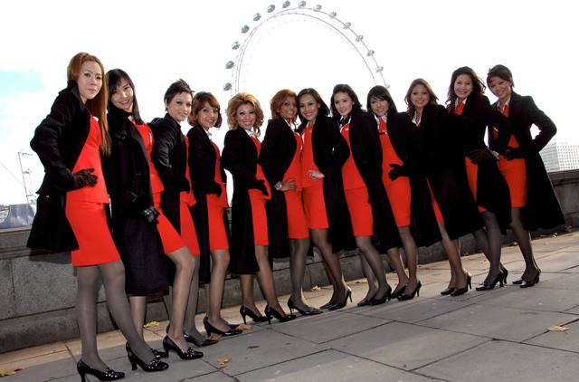 Glamour Stewardess Pictures | Flight Attendant Photos
