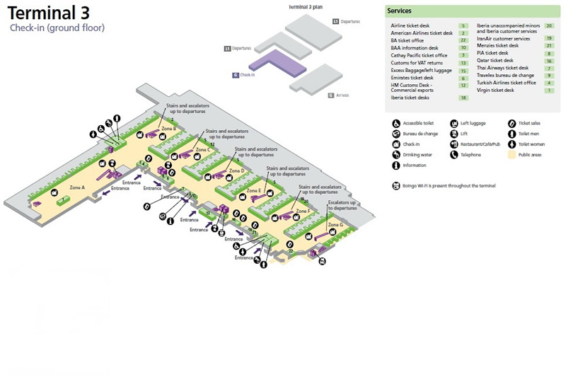 SimLocal@Heathrow Airport | FREE Pick-up | Locations and Opening ...