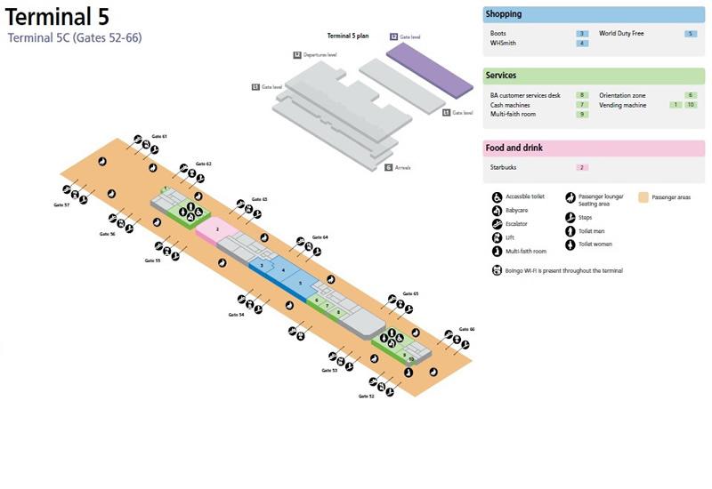 edmonton canada airport terminal map