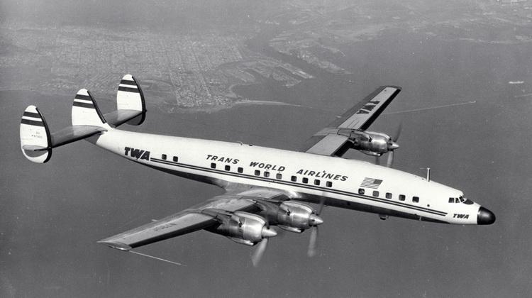 Lockheed Constellation L 049 Connie Aircraft History