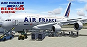 Airbus A380-800 Air France for FSX