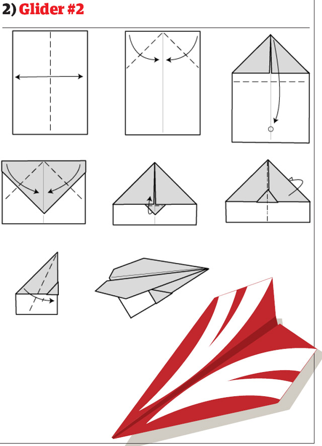 Useful Tips When Creating Your Own Paper Airplane Designs