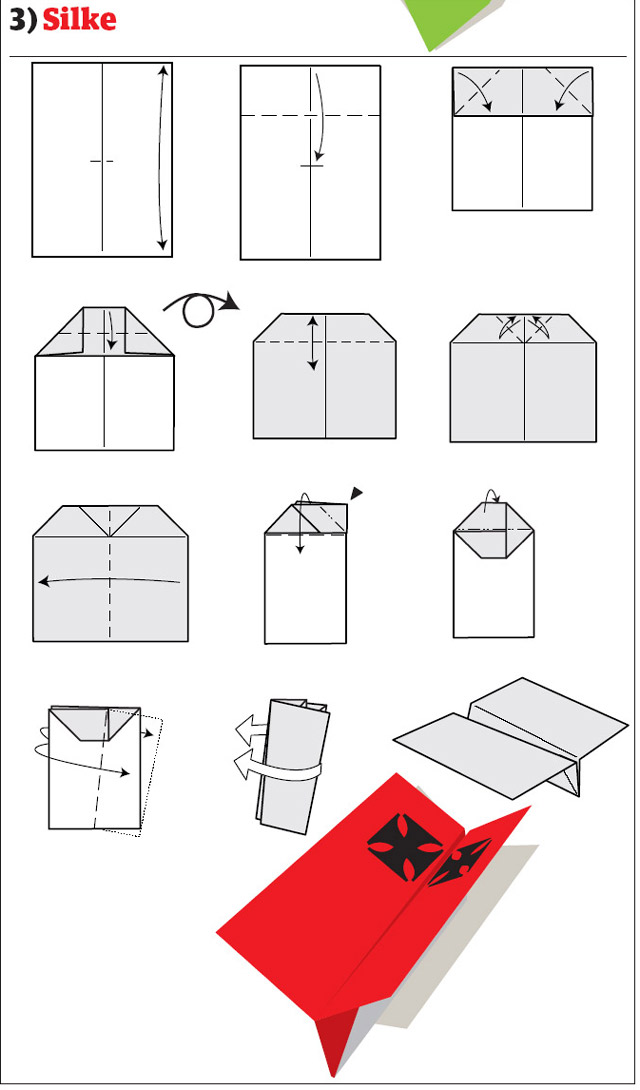 How to Make Best Paper Airplane