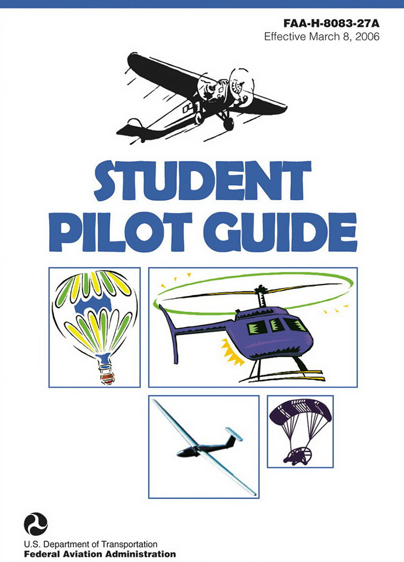 Student Pilot Guide Book FAA