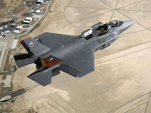f35 stovl military aircraft
