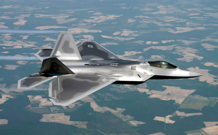 F-22 Raptor Stealth Fighter