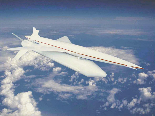 SUPERSONIC AIRCRAFT IN STUDY BY THE JAPANESE