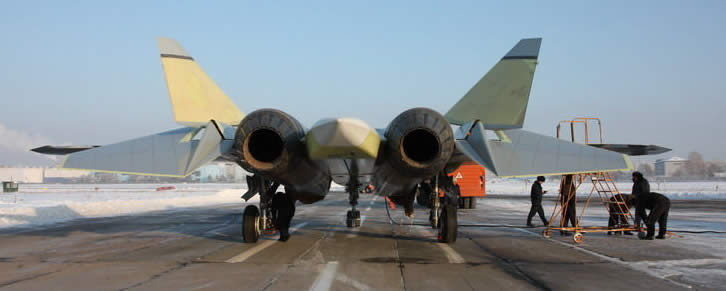 t-50 twin engine jet nozzles