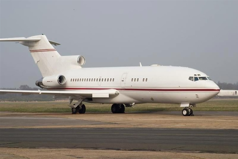 Specialized Business Boeing 727-100