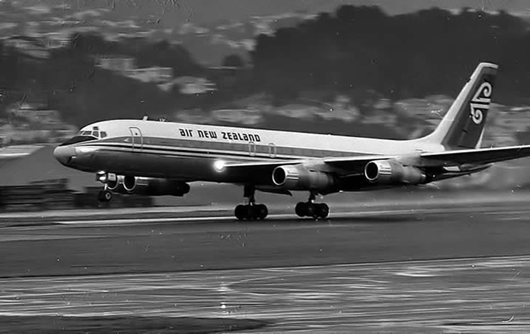 Douglas DC-8 Aircraft History Pictures and Facts