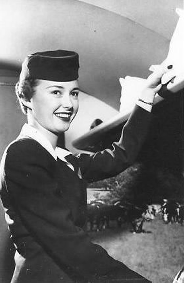 Stewardess Picture