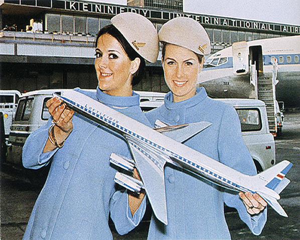 Stewardess Pictures