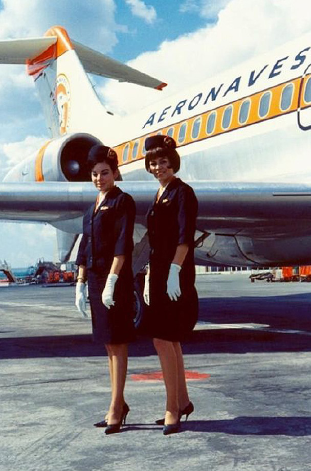 southwest aeronaves airlines stewardess