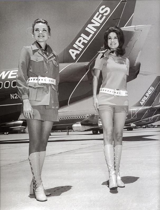 Vintage Stewardess Pictures