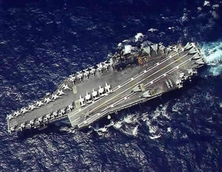 Aircraft Carrier Constellation