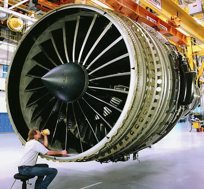 Aircraft Engines Explained And Types Of Aviation Engines