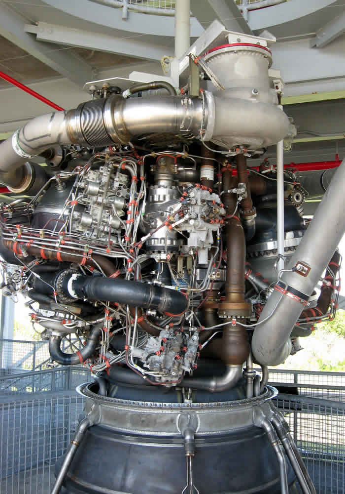 space shuttle engine - photo #30