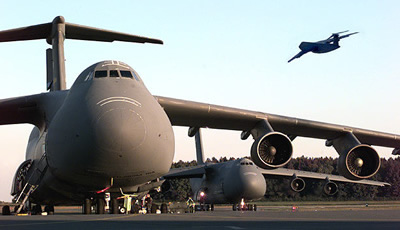 Study of aircraft