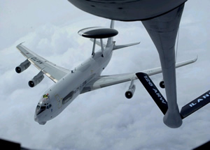 Usaf E 3 Sentry Awacs Aircraft Pictures History And Facts