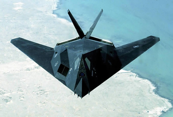 f117 fighter aircraft