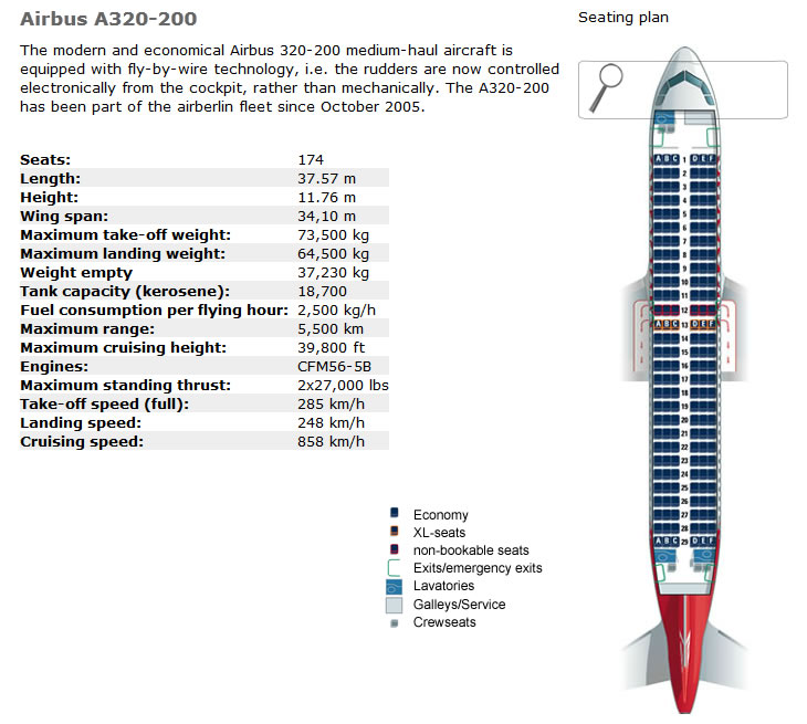 Airbus 360 Seating http://www.aviationexplorer.com/air_berlin_airlines_seating_charts.html