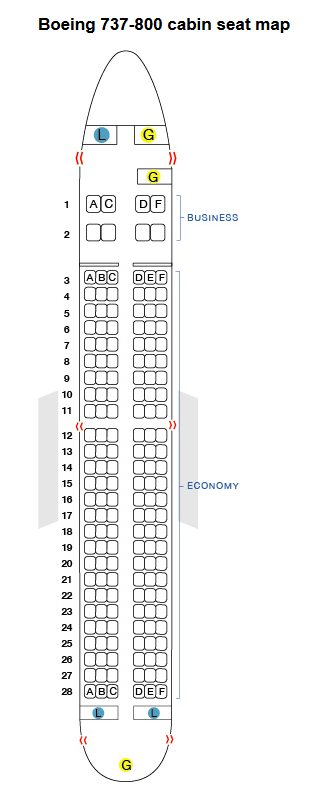 Hong Kong Airlines Aircraft Seatmaps Airline Seating