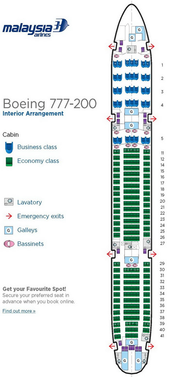 The Gallery For Gt Malaysia Airlines A380 Seat Map