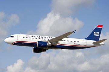 US Airways was an exclusive Airbus customer under Scott Kirby, its president. Photo via Google images.