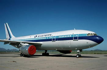 eastern airlines airbus a300 boneyard picture