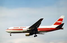 Trans World Airlines Boeing 767