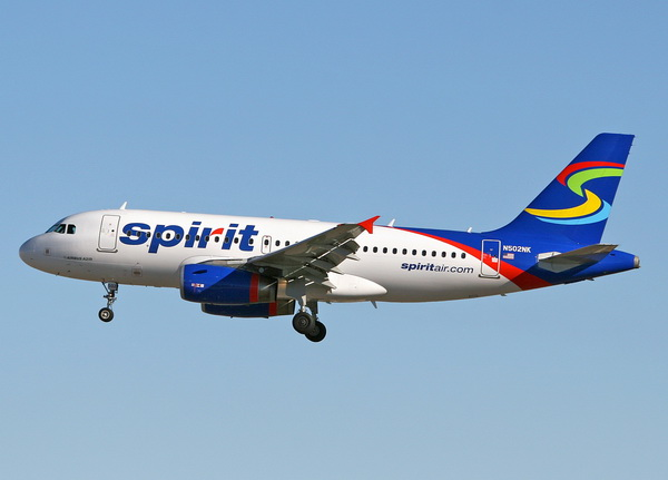 spirit air airlines