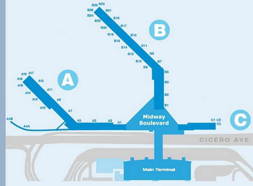 mdw airport terminal map Airport Terminal Map Midway Airport Terminal Jpg mdw airport terminal map
