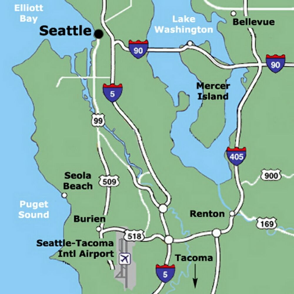 Rent car seattle tacoma airport 13