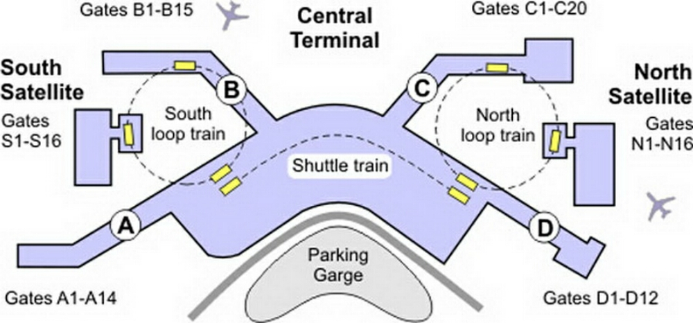 Seattle Map Airport.Airport Terminal Map Seattle Airport Terminal Map Jpg