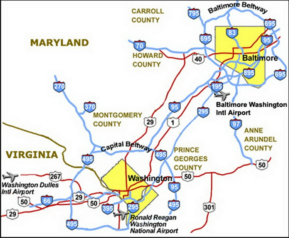 Airport Terminal Map - washington-dc-airport-map.jpg