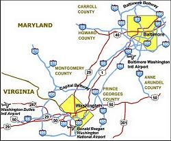Airport Terminal Maps   Tampa, Washington, Washington DC Airports
