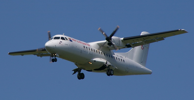 Turboprop Aircraft List Atr 42 Turboprop Aircraft in
